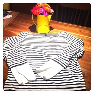 Striped long sleeve J.Crew